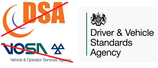 The driving standard agency dsa and vehicle and operator services